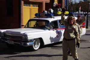 Who ya gonna call? Well probably not her ..........!