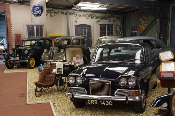 The Atwell Wilson Motor Museum